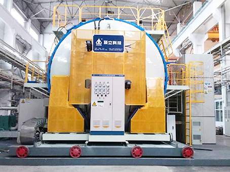 Vacuum graphitization furnace