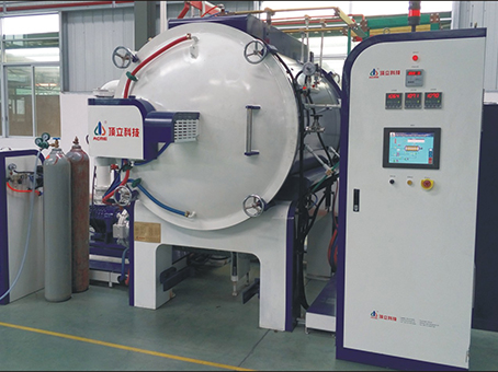 Vacuum degrease furnace